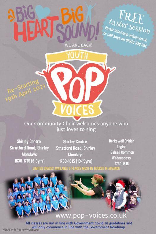 Pop Voices